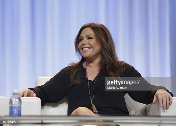 Chef, author, TV Personality Rachael Ray speaks on stage during Pennsylvania Conference For Women at Pennsylvania Convention Center on November 19,...