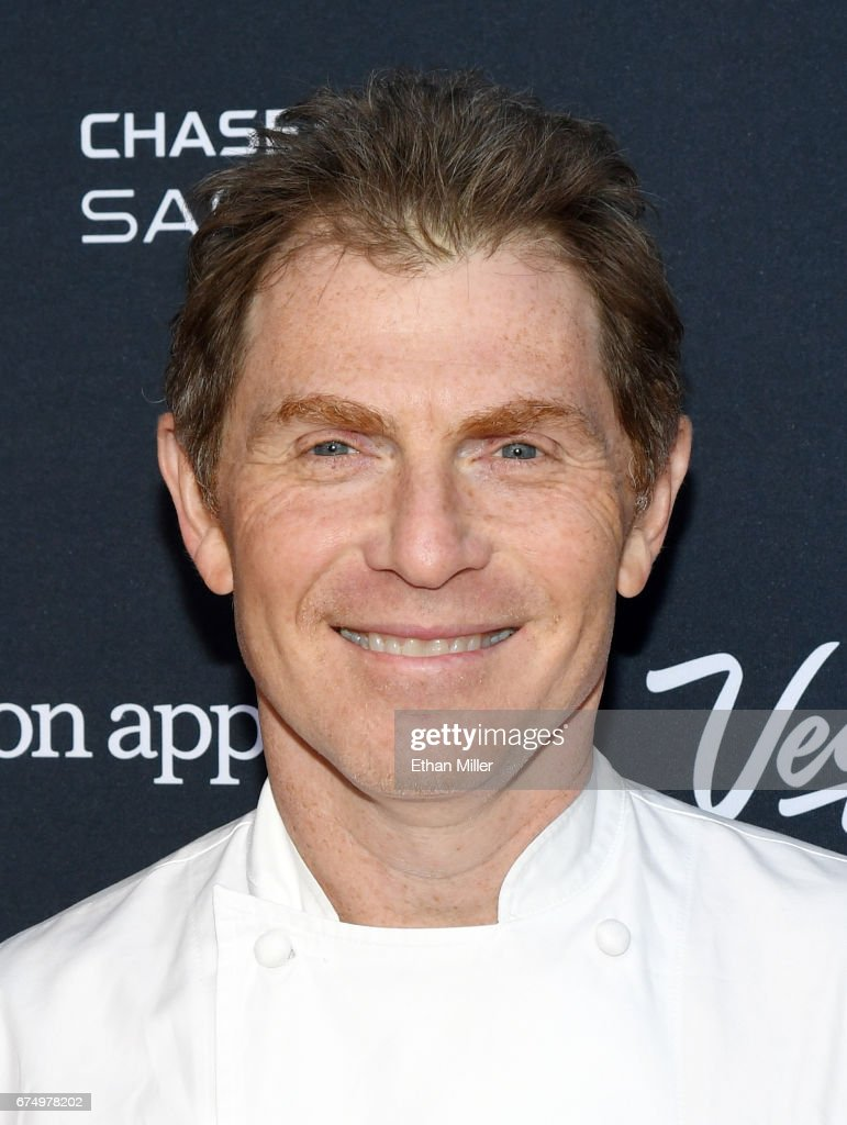 Celebrity Chefs Light Up The Strip During Vegas Uncork'd By Bon Appetit's 11th Annual Grand Tasting At Caesars Palace : Nachrichtenfoto