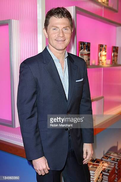 Chef Bobby Flay attends the Aetna Healthy Food Fight regional semifinal cookoff at ABC Studios on December 2 2011 in New York City