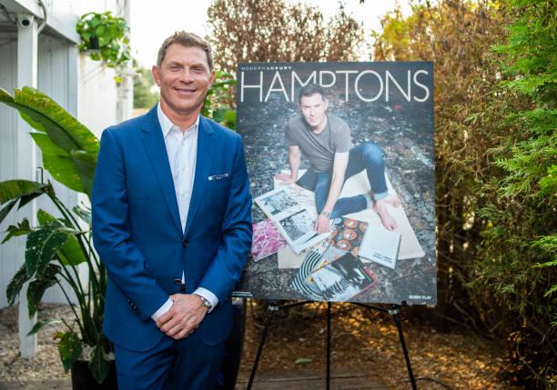 NY: Hamptons Magazine Celebrates Cover Star Bobby Flay