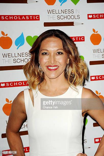 Chef Candice Kumai attends Wellness In The Schools 10th Anniversary Gala at Riverpark on May 5, 2015 in New York City.
