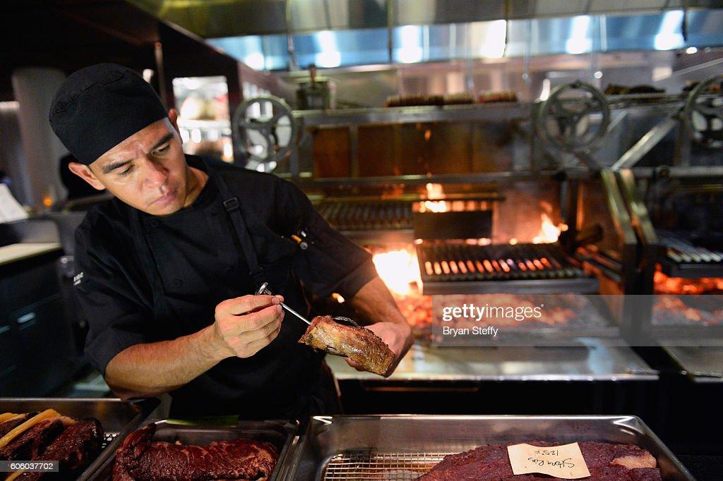 Las Vegas Food & Wine Festival : News Photo