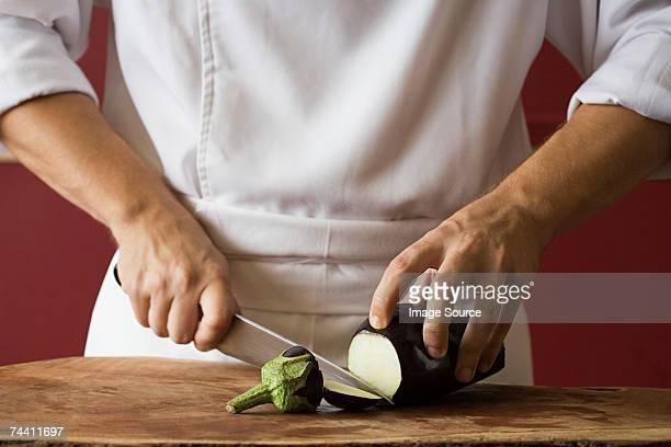 シェフ、clam sauce オーバージーン
