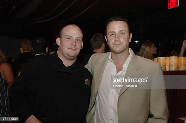 Chef Chris Massie and Sean Christie