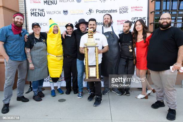 Chef Christian Page Chef Curado Chef Nguyen Tran Chef Jesse Furman Chef Steven Fretz Off the Menu Founder CEO Lawrence Longo Chef Aaron May Chef...