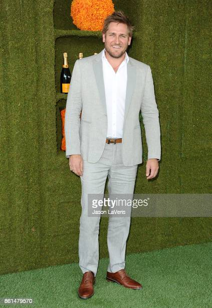 Chef Curtis Stone attends the 8th annual Veuve Clicquot Polo Classic at Will Rogers State Historic Park on October 14 2017 in Pacific Palisades...