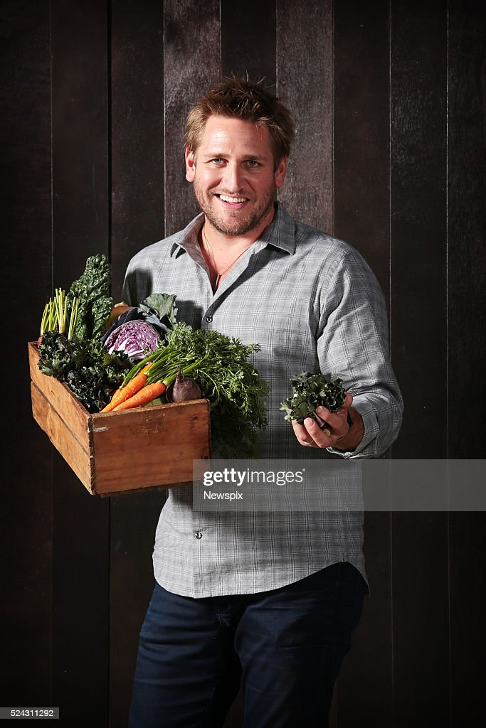 Curtis Stone Sydney Photo Shoot