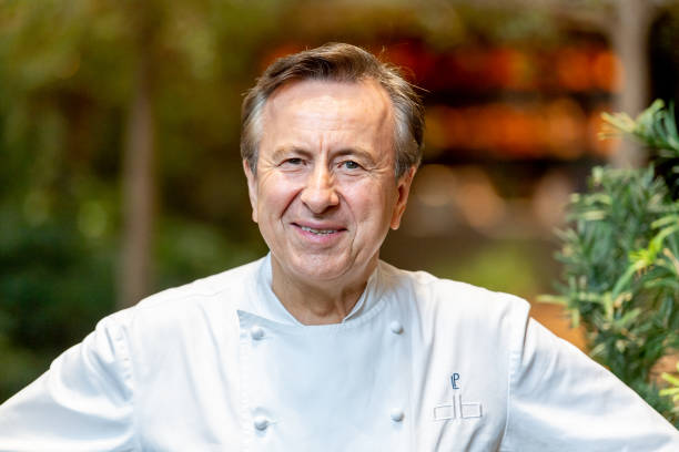 NY: Food Network & Cooking Channel New York City Wine & Food Festival presented by Capital One - Lunch with Daniel Boulud
