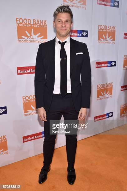 Chef David Burtka attends the Food Bank for New York City CanDo Awards Dinner 2017 on April 19 2017 in New York City