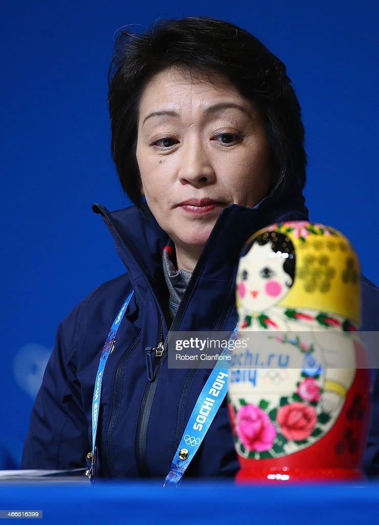 Japanese Delegation Press Conference