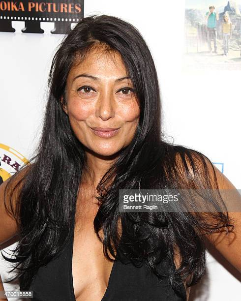 Chef Diane DiMeo attends the 2015 MacAfrica's Tribeca Soiree on April 16 2015 in New York City