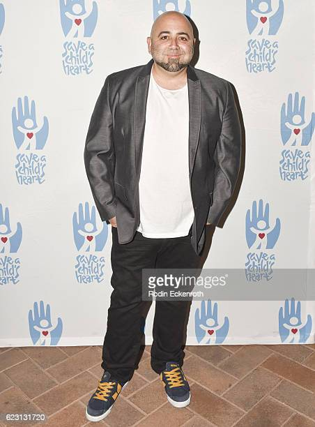 Chef Duff Goldman arrives at the 3rd Annual Save A Child's Heart Gala at Sony Studios Commissary on November 13 2016 in Culver City California