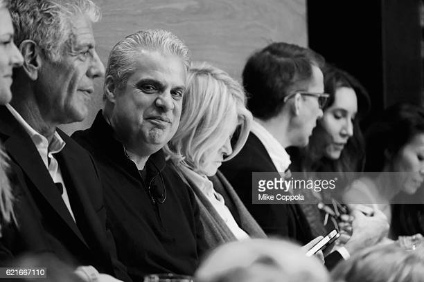 Chef Eric Ripert attends a screening of 'Anthony Bourdain Parts Unknown Japan with Masa' at Samsung 837 on November 7 2016 in New York City 26512_001