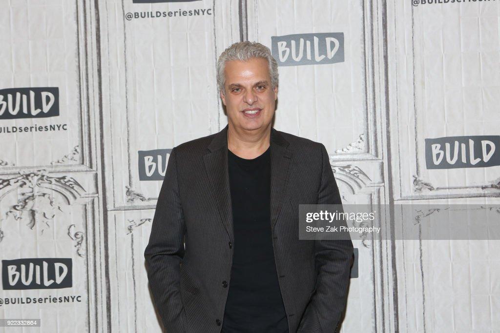 Celebrities Visit Build - February 21, 2018 : News Photo