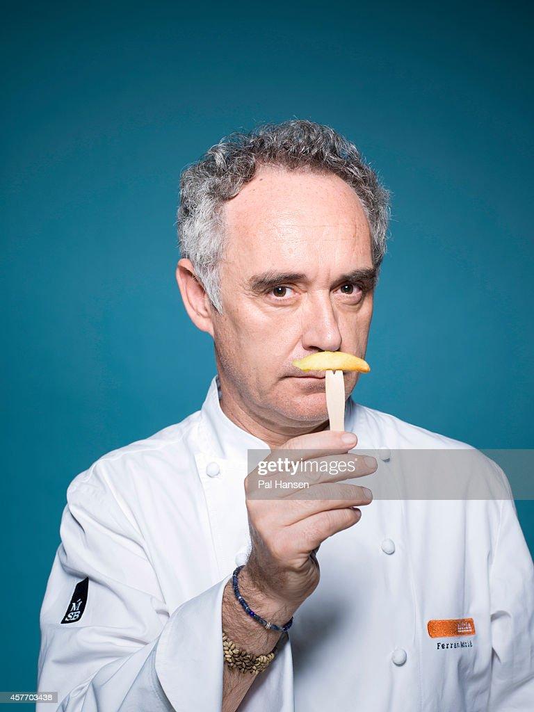 Ferran Adria, ES magazine UK, June 21, 2013