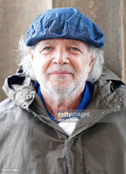 Chef Francis Mallmann attends Krug Festival 'Into The Wild' at The Grange Hampshire on July 29 2017 in Northington United Kingdom