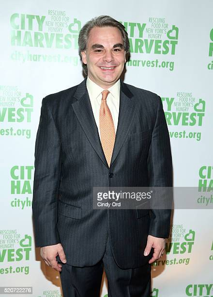 Chef Gabriel Kreuther attends City Harvest's 22nd Annual an Evening of Practical Magic on April 12 2016 in New York City