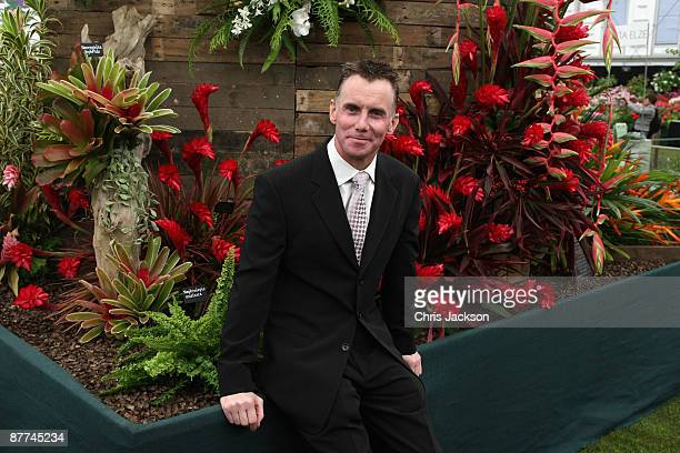 Chef Gary Rhodes attends the Press and VIP preview day at Chelsea Flower Show at Royal Hospital Chelsea on May 18 2009 in London England