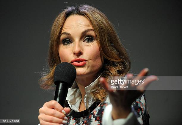 """Chef Giada De Laurentiis attends """"Meet The Author"""" at Apple Store Soho on November 21, 2013 in New York City."""