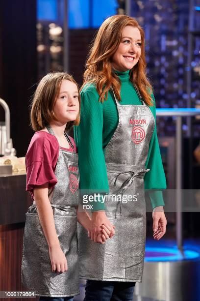 Chef Gordon Ramsay and chef Aarón Sánchez invite celebrities their kids and some fanfavorite alumni into the MASTERCHEF JUNIOR kitchen where theyll...