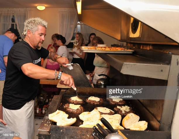 Chef Guy Fieri attends the Best Buddies Challenge: Hyannis Port After Party on June 1, 2013 in Hyannis Port, Massachusetts.