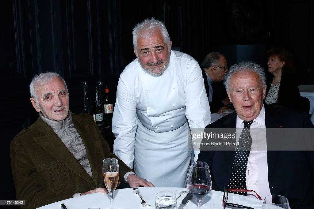 Guy Savoy Opens New Restaurant A la Monnaie de Paris