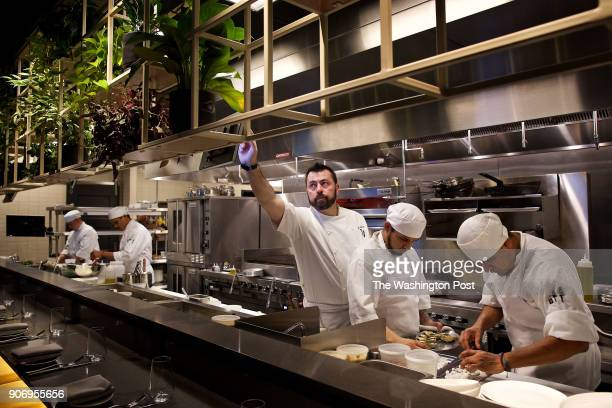 60 Top Restaurant Open Kitchen Pictures Photos And Images Getty