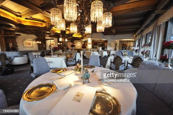 Harald Wohlfahrt Restaurant