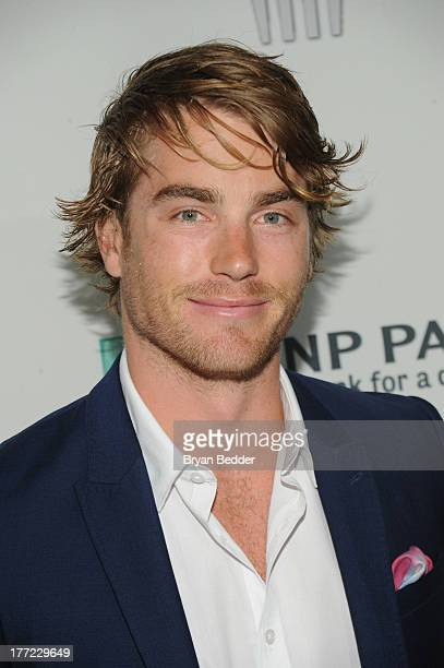 Chef Hayden Quinn attends the 14th Annual BNP Paribas Taste Of Tennis at W New York Hotel on August 22 2013 in New York City