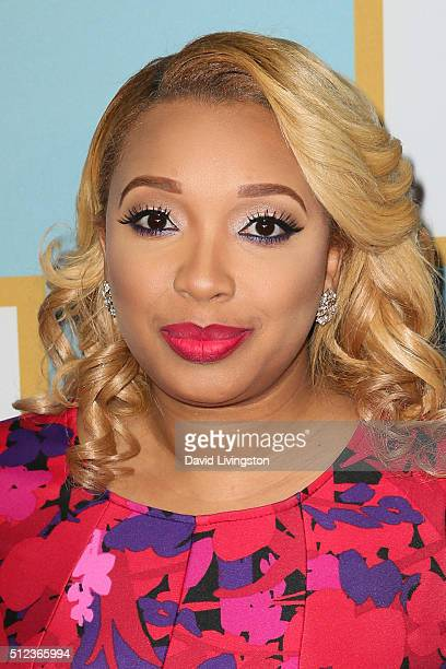 Chef Huda arrives at the Essence 9th Annual Black Women event in Hollywood at the Beverly Wilshire Four Seasons Hotel on February 25 2016 in Beverly...