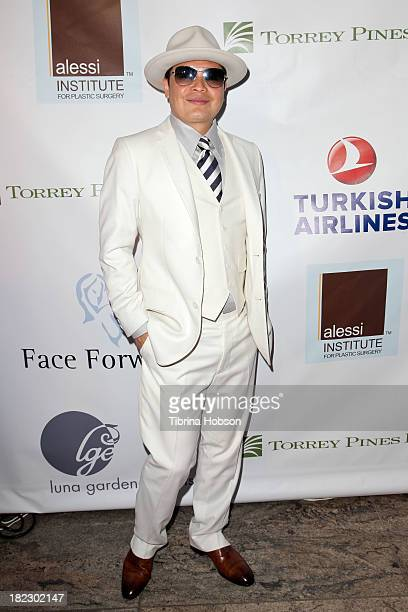 Chef Jack Lee attends the 4th annual Face Forward LA Gala at Fairmont Miramar Hotel on September 28 2013 in Santa Monica California