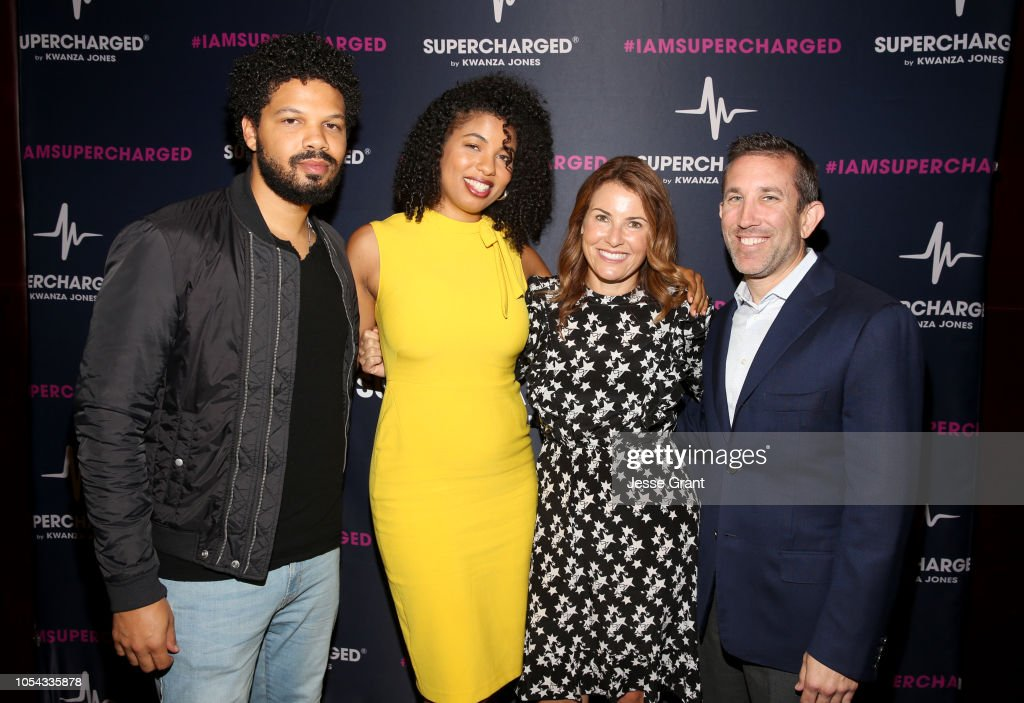The SUPERCHARGED Summit By Kwanza Jones At NeueHouse Hollywood : News Photo