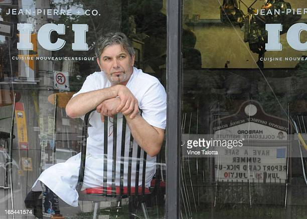 VT Chef Jean Pierre Challet will be opening a new french bistro soon called ICI and is concerned that his liquor licence he asked for won't be coming...