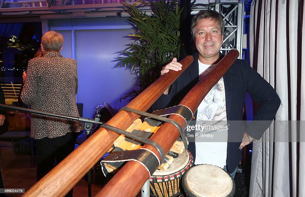 John Torode's Australia - Press Launch : News Photo
