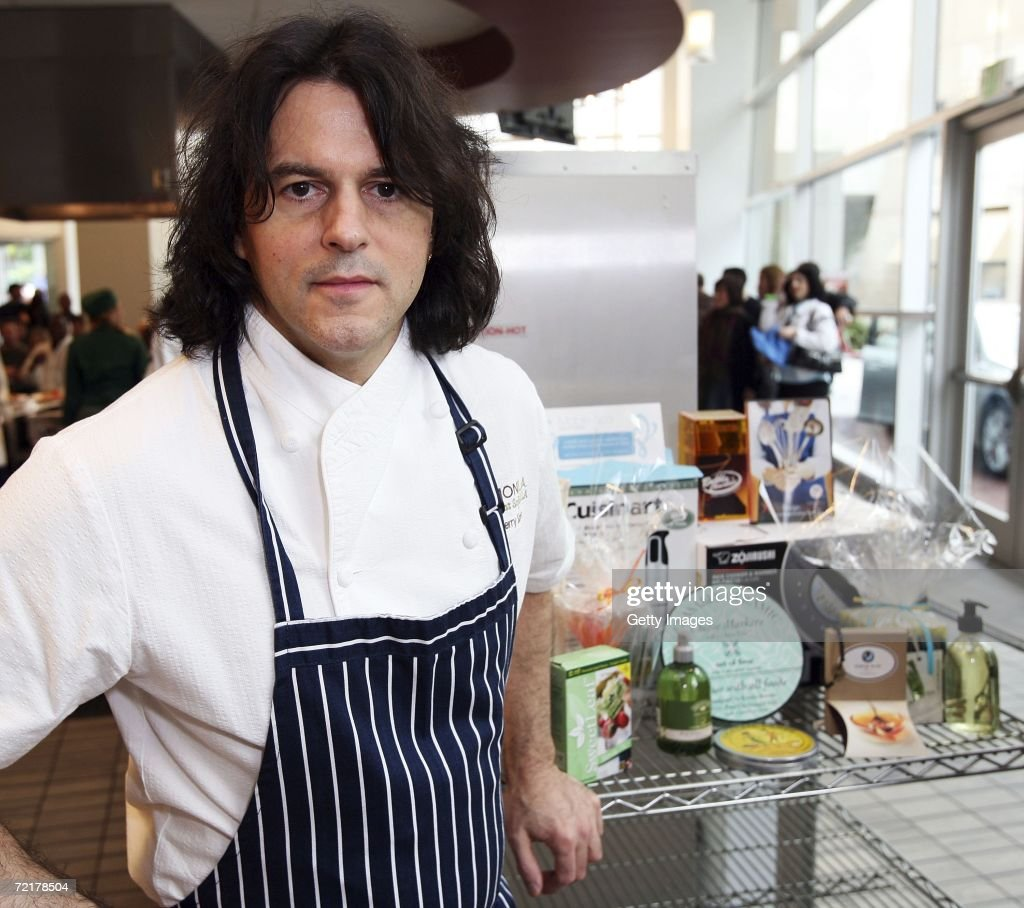 Chef Kerry Simon Attends U0027The World Cuisine Eventu0027 Hosted By LA Magazine At  The