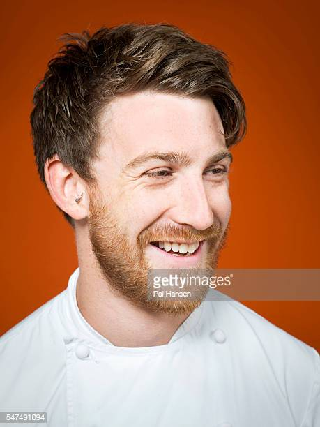 Chef Lee Wescott is photographed for the Independent on July 7 2015 in London England