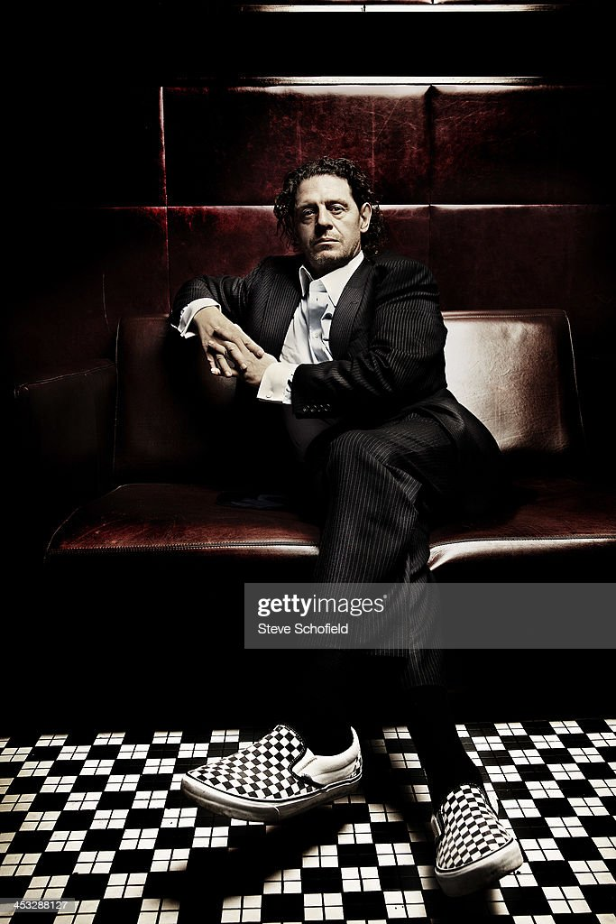 Marco Pierre White, Portrait shoot, October 10, 2009