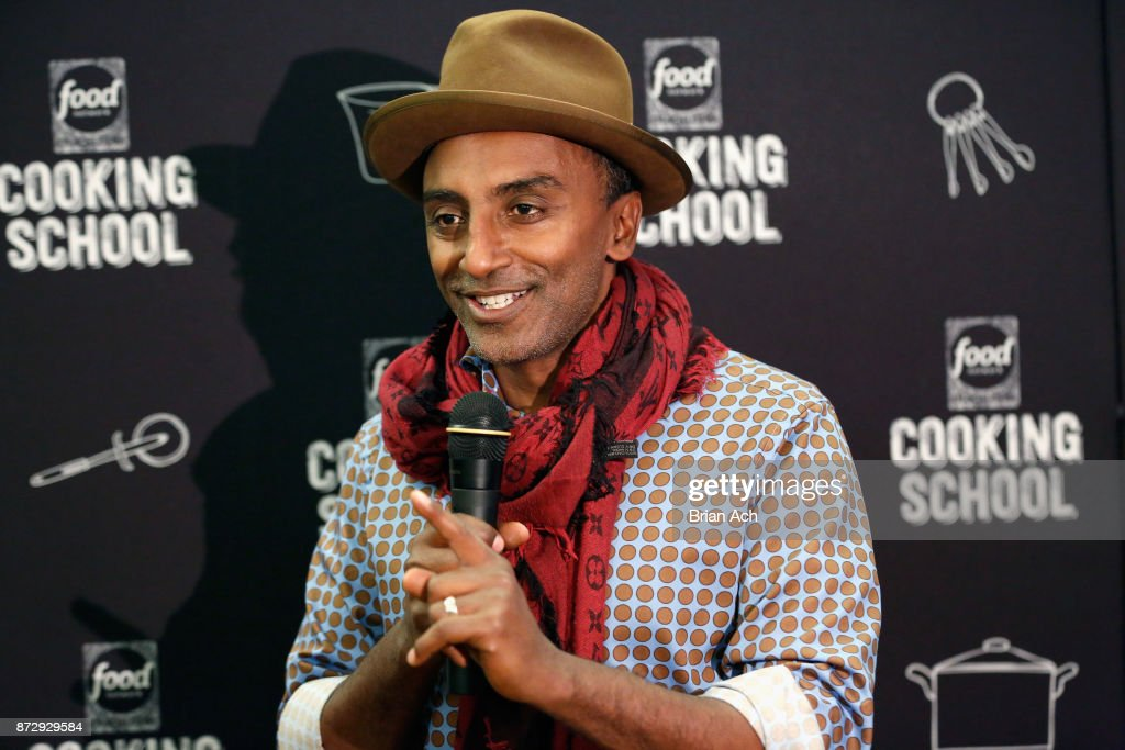 Food Network Magazine's 2nd Annual Cooking School Featuring Marcus Samuelsson