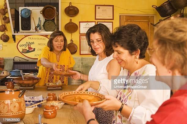 Chef Maria Solorzano and her Coci Mari Traditional Mexican Cooking School San Miguel de Allende Mexico