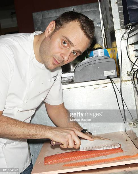 Chef Markus Glocker attends House Of Hype LIVEstyle Lounge on January 21 2011 in Park City Utah