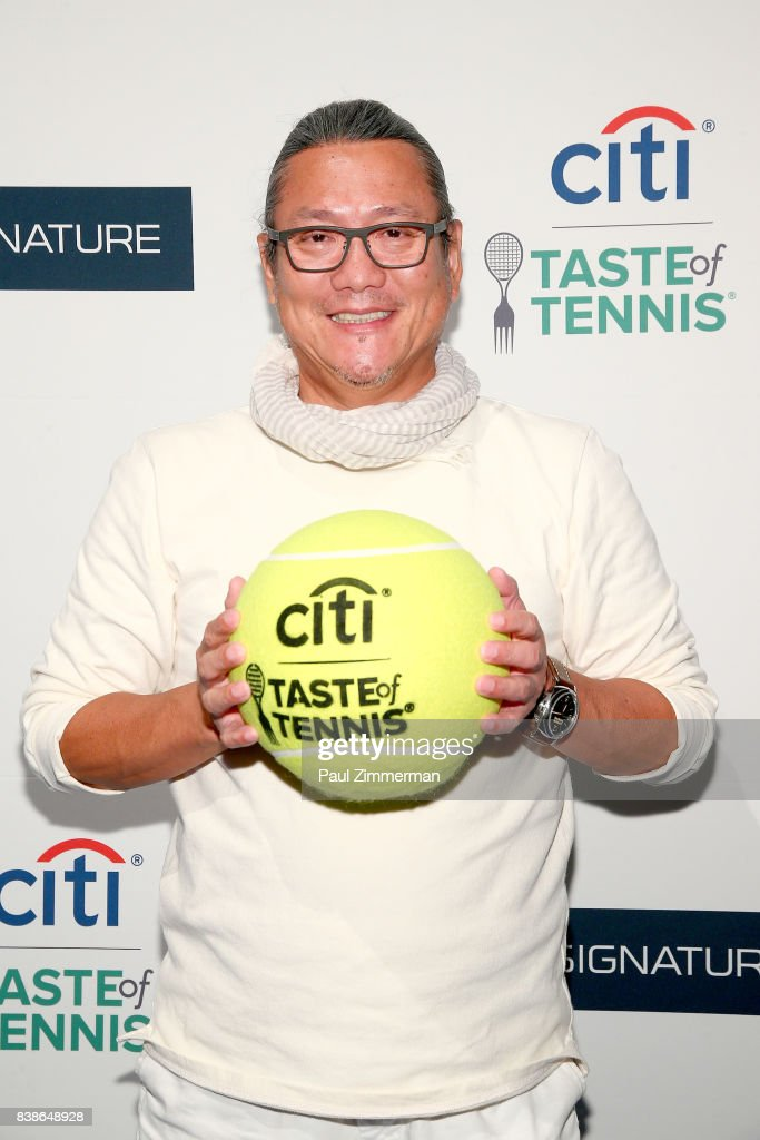 Chef Masaharu Morimoto attends Citi Taste Of Tennis at W New York on August 24, 2017 in New York City.