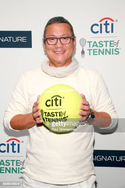 Chef Masaharu Morimoto attends Citi Taste Of Tennis at W New York on August 24 2017 in New York City