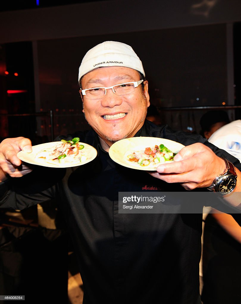 Mix It Up With Morimoto & Friends - 2015 Food Network & Cooking Channel South Beach Wine & Food