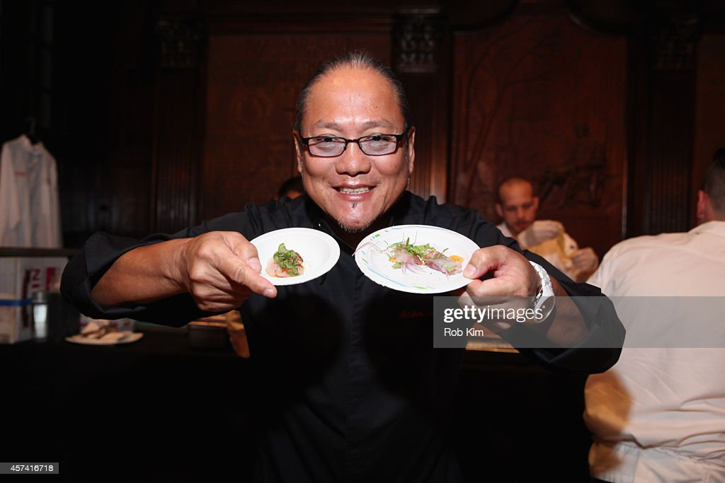 Rock & Roll Night Market With Hot Bread Kitchen Hosted By Masaharu Morimoto - Food Network New York City Wine & Food Festival Presented By FOOD & WINE