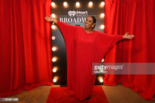 Chef Melba Wilson attends Four Roses Bourbon's Broadway Tastes presented by iHeartRadio Broadway hosted by Alex Brightman with special guest Randy...