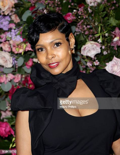 Chef Nikki Shaw attends LOVE FEST women's networking event at The Jeremy Hotel on February 14 2018 in Los Angeles California