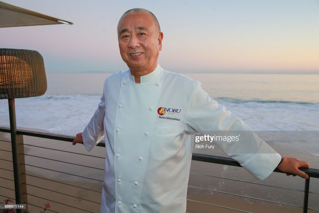 Surface Magazine Presents The 2017 Travel Issue: Celebratory Dinner with Nobu Matsuhisa