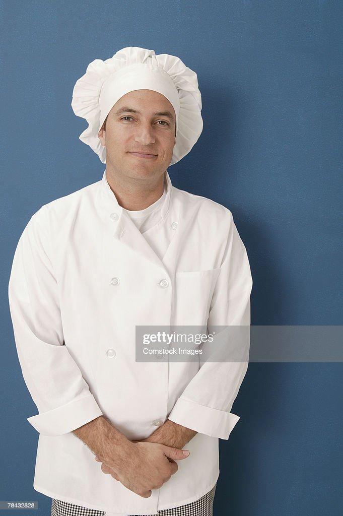 Chef : Stockfoto