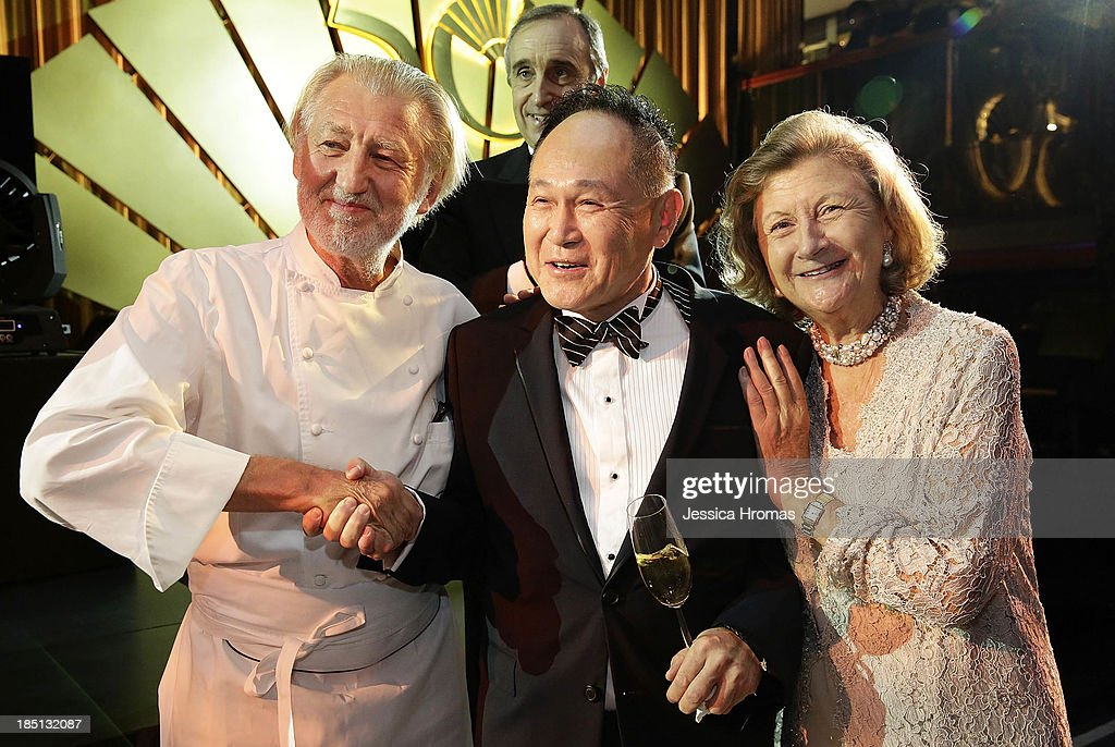 Mandarin Oriental Hong Kong 50th Anniversary Gala : News Photo