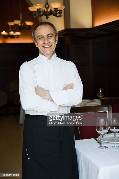 chef, portrait - french culture stock pictures, royalty-free photos & images
